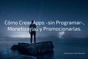 Crear Apps sin programar
